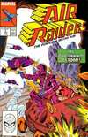 Air Raiders #3 comic books - cover scans photos Air Raiders #3 comic books - covers, picture gallery