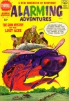 Alarming Adventures Comic Books. Alarming Adventures Comics.
