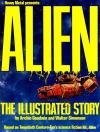 Alien: The Illustrated Story comic books