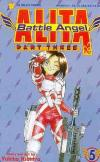 Alita: Battle Angel: Part 3 #5 comic books for sale