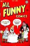 All Funny Comics #11 Comic Books - Covers, Scans, Photos  in All Funny Comics Comic Books - Covers, Scans, Gallery