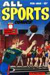All Sports Comics #3 Comic Books - Covers, Scans, Photos  in All Sports Comics Comic Books - Covers, Scans, Gallery