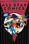 All Star Comics Archives - Hardcover comic books