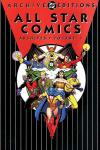 All Star Comics Archives - Hardcover #3 comic books for sale