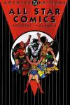 All Star Comics Archives - Hardcover #5 comic books for sale