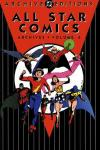 All Star Comics Archives - Hardcover #6 comic books for sale
