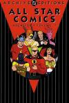 All Star Comics Archives - Hardcover #7 comic books for sale