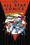 All Star Comics Archives - Hardcover #8 comic books for sale