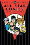 All Star Comics Archives - Hardcover #9 comic books for sale