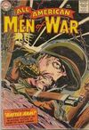All-American Men of War #51 comic books - cover scans photos All-American Men of War #51 comic books - covers, picture gallery