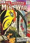All-American Men of War #60 comic books - cover scans photos All-American Men of War #60 comic books - covers, picture gallery
