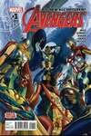 All-New All-Different Avengers Comic Books. All-New All-Different Avengers Comics.