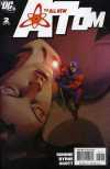 All-New Atom #2 comic books - cover scans photos All-New Atom #2 comic books - covers, picture gallery