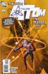 All-New Atom #21 Comic Books - Covers, Scans, Photos  in All-New Atom Comic Books - Covers, Scans, Gallery