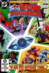 All-Star Squadron #10 comic books - cover scans photos All-Star Squadron #10 comic books - covers, picture gallery