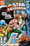 All-Star Squadron #12 comic books - cover scans photos All-Star Squadron #12 comic books - covers, picture gallery