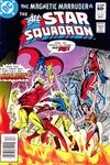 All-Star Squadron #16 comic books - cover scans photos All-Star Squadron #16 comic books - covers, picture gallery