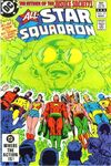 All-Star Squadron #19 comic books - cover scans photos All-Star Squadron #19 comic books - covers, picture gallery