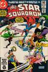 All-Star Squadron #4 comic books - cover scans photos All-Star Squadron #4 comic books - covers, picture gallery