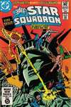 All-Star Squadron #5 comic books - cover scans photos All-Star Squadron #5 comic books - covers, picture gallery