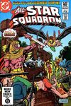 All-Star Squadron #6 comic books - cover scans photos All-Star Squadron #6 comic books - covers, picture gallery