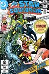 All-Star Squadron #8 comic books - cover scans photos All-Star Squadron #8 comic books - covers, picture gallery