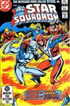 All-Star Squadron #9 comic books - cover scans photos All-Star Squadron #9 comic books - covers, picture gallery