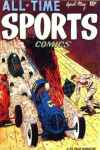 All-Time Sports Comics comic books