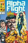 Alpha Flight #101 comic books - cover scans photos Alpha Flight #101 comic books - covers, picture gallery