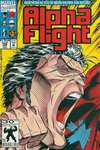 Alpha Flight #106 comic books - cover scans photos Alpha Flight #106 comic books - covers, picture gallery