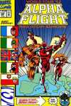Alpha Flight #108 comic books - cover scans photos Alpha Flight #108 comic books - covers, picture gallery