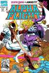 Alpha Flight #111 comic books - cover scans photos Alpha Flight #111 comic books - covers, picture gallery