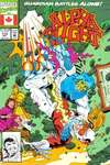 Alpha Flight #113 comic books - cover scans photos Alpha Flight #113 comic books - covers, picture gallery