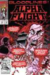 Alpha Flight #114 comic books for sale
