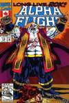 Alpha Flight #116 comic books for sale