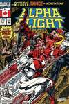 Alpha Flight #117 comic books - cover scans photos Alpha Flight #117 comic books - covers, picture gallery