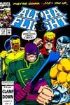Alpha Flight #119 comic books - cover scans photos Alpha Flight #119 comic books - covers, picture gallery
