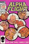 Alpha Flight #12 comic books for sale