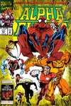 Alpha Flight #121 comic books for sale