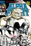 Alpha Flight #122 comic books for sale