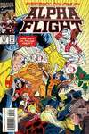Alpha Flight #127 comic books - cover scans photos Alpha Flight #127 comic books - covers, picture gallery