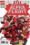 Alpha Flight #128 comic books for sale