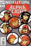 Alpha Flight #129 comic books - cover scans photos Alpha Flight #129 comic books - covers, picture gallery