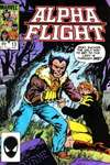 Alpha Flight #13 comic books - cover scans photos Alpha Flight #13 comic books - covers, picture gallery