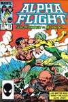 Alpha Flight #15 comic books - cover scans photos Alpha Flight #15 comic books - covers, picture gallery