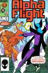 Alpha Flight #21 comic books - cover scans photos Alpha Flight #21 comic books - covers, picture gallery