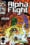 Alpha Flight #24 comic books - cover scans photos Alpha Flight #24 comic books - covers, picture gallery