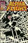 Alpha Flight #3 comic books - cover scans photos Alpha Flight #3 comic books - covers, picture gallery