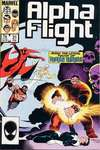 Alpha Flight #31 comic books - cover scans photos Alpha Flight #31 comic books - covers, picture gallery
