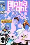Alpha Flight #32 comic books - cover scans photos Alpha Flight #32 comic books - covers, picture gallery